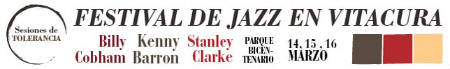 Festival Internacional de Jazz Chile 2014