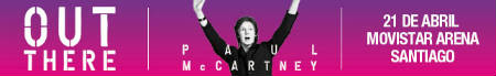 Paul McCartney en Chile 2014